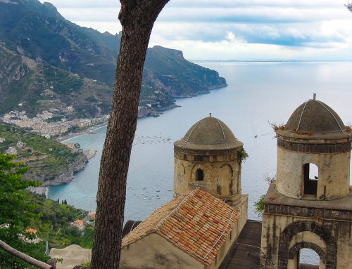 Come Fly with me to Ravello, Amalfi & Atrani
