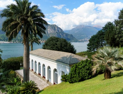 Lake Como – Bellagio – Villa Melzi