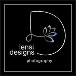 lensi designs Photography Logo