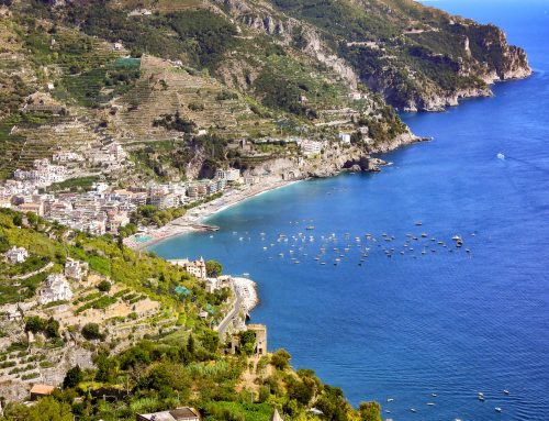 THE ULTIMATE GUIDE TO THE AMALFI COAST (5 part series)
