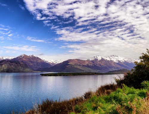 Land of Lord of the Rings – Glenorchy