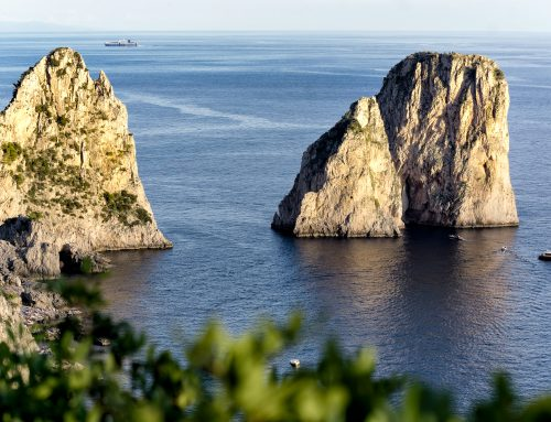 Capri, Island of Romance and Enchantment